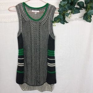 CAbi   Trident Sweater Vest   Style 885   SZ Small